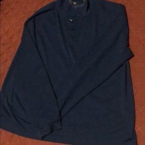 Used sweatershirt by haggar size XL